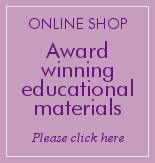 Award winning educational materials and resources
