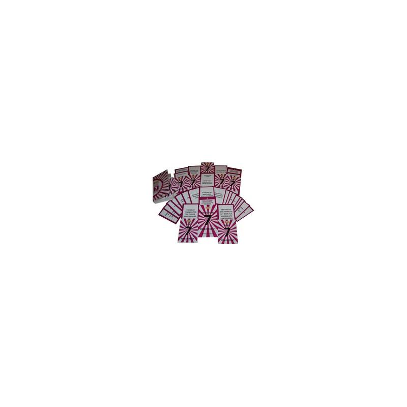 EGAR Choice Discussion Cards [Series 1A] Game 7 - BEREAVEMENT